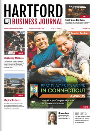 Best Places to Work in CT — March 4, 2019