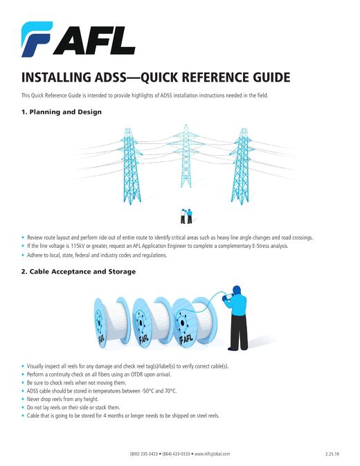 Installing ADSS - Quick Reference Guide