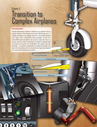 Commercial  Pilot AFH chapters