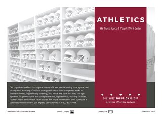 Athletics Products