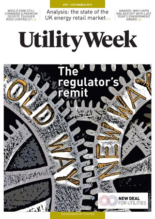 Utility Week 8th March 2019