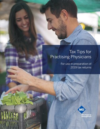 Tax Tips for Physicians and Physicians in Training (In-practice)