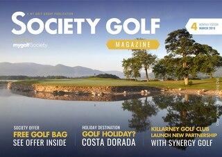Society Golf 2018/19 Digital Magazine - Issue 4