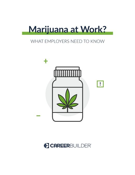 Marijuana at Work - What Employers Need to Know in 2019