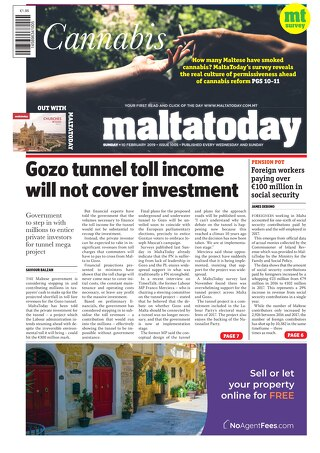 MALTATODAY 10 February 2019 upd