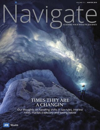 ATB Navigate Volume 13, Winter 2019