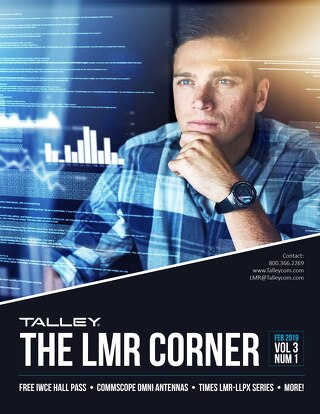 February 2019 - Talley LMR Corner