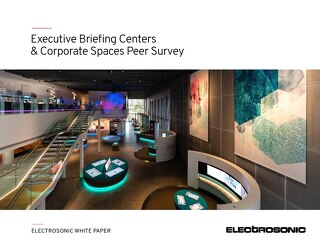 Executive Briefing Centers and Corporate Spaces Peer Survey