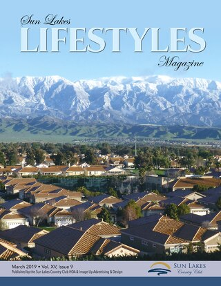 Sun Lakes Lifestyles March 2019