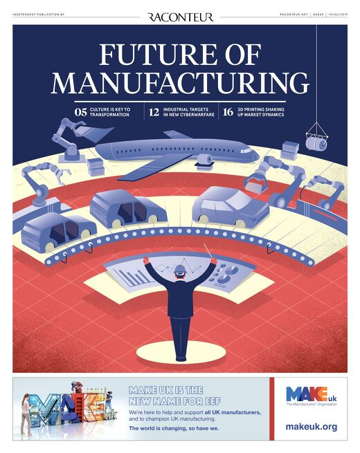 Future of Manufacturing 2019