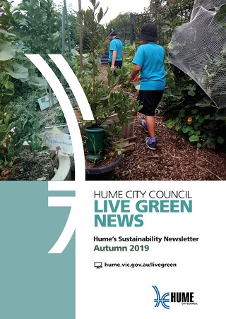 Live Green News - AUTUMN 2019