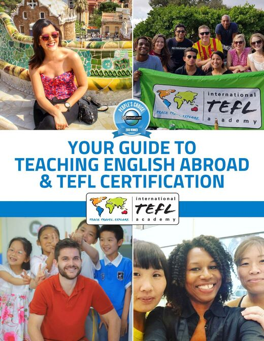 [E-book] International TEFL Academy Brochure