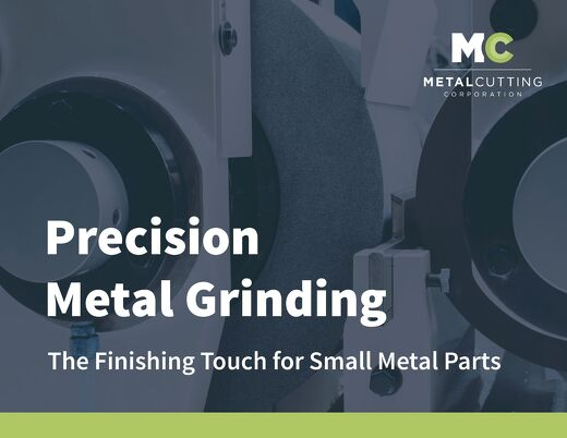 Precision Metal Grinding: The Finishing Touch for Small Metal Parts