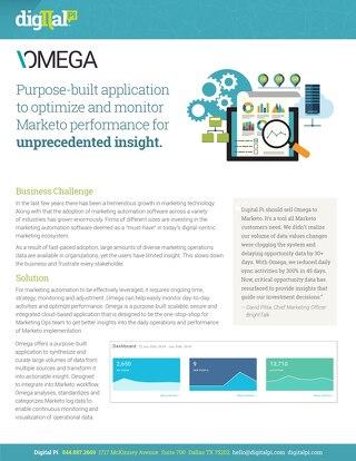 DPI Omega Product Sheet