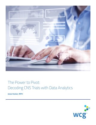 The Power to Pivot: Decoding CNS Trials with Data Analytics
