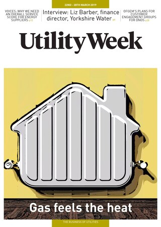 Utility Week 22nd March 2019