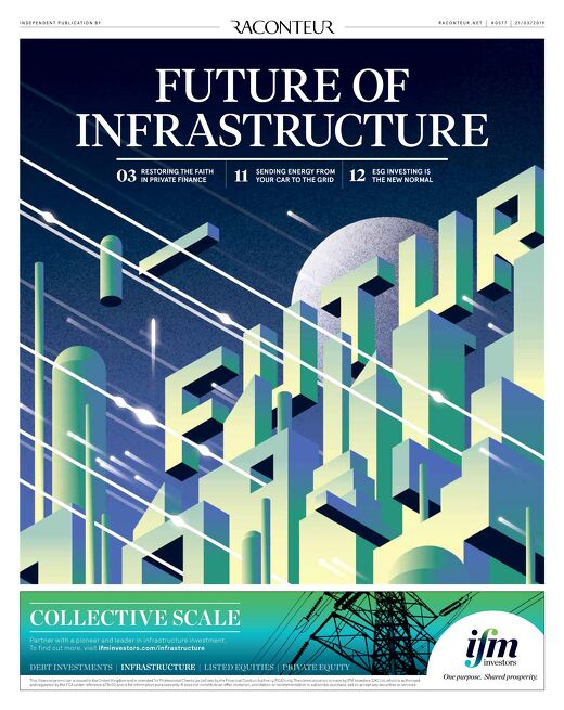 Future of Infrastructure 2019
