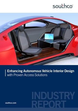 Enhancing Autonomous Vehicle Interior Design with Proven Access Solutions