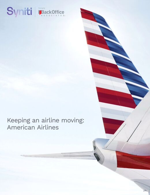 American Airlines Customer Success Story