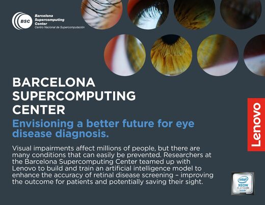 Case Study Barcelona Supercomputing Center - Artificial Intelligence