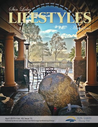 Sun Lakes Lifestyles April 2019