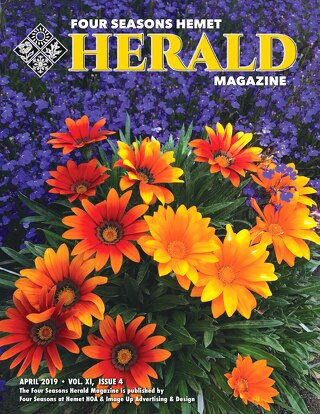 Four Seasons Hemet Herald April 2019