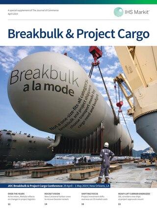 Breakbulk April 2019