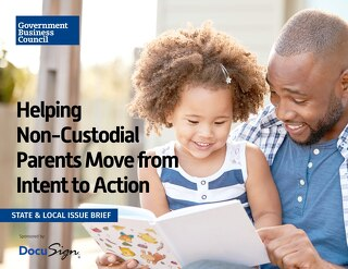 Helping Non-Custodial Parents Move from Intent to Action