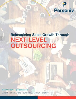 Reimagining Sales Growth