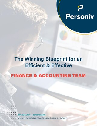 The Winning Blueprint for an Efficient and Effective Finance and Accounting Team