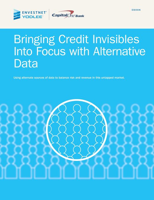 Bringing Credit Invisibles Into Focus with Alternative Data eBook