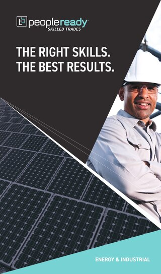 Skilled Trades Energy & Industrial - Customer Brochure
