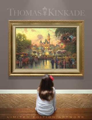 2013 Thomas Kinkade Limited Edition Catalog (g)