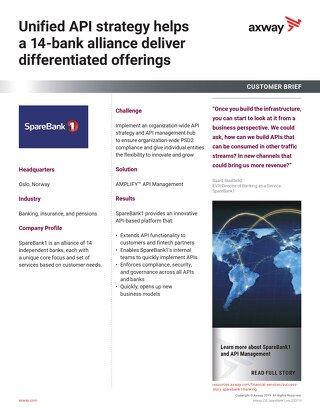 SpareBank1 Customer Brief