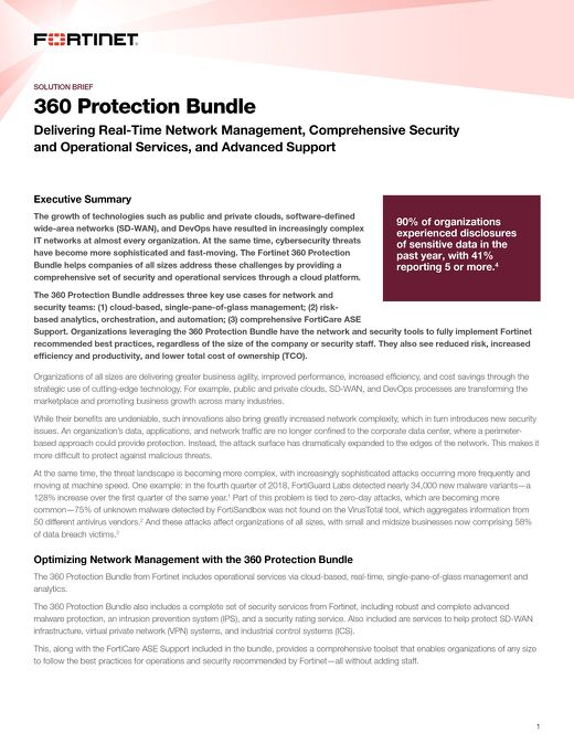 360 Protection Bundle