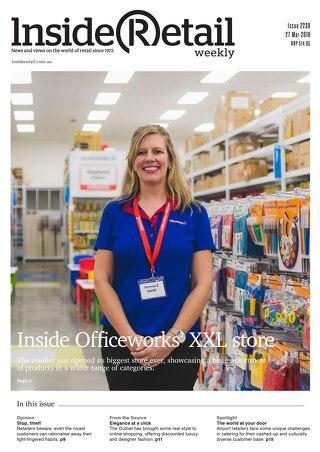 2230 - Inside Retail Weekly