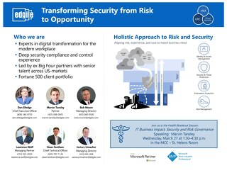 Transforming Security from Risk to Opportunity