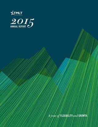 TMLT Annual Report 2015