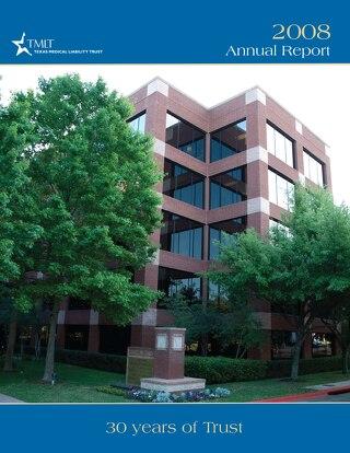 TMLT Annual Report 2008
