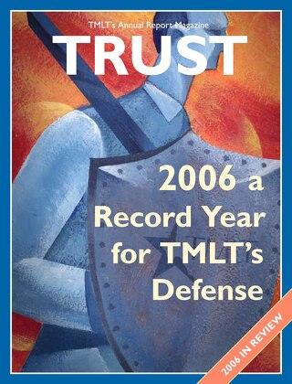 TMLT Annual Report 2006