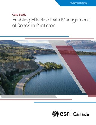 Enabling Effective Data Management of Roads in Penticton