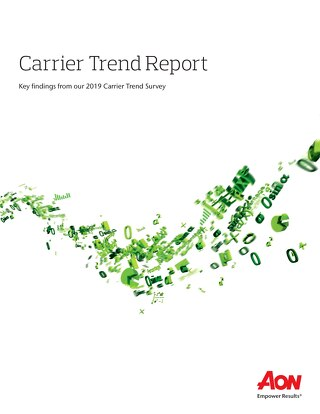 2019 Carrier Trend Report