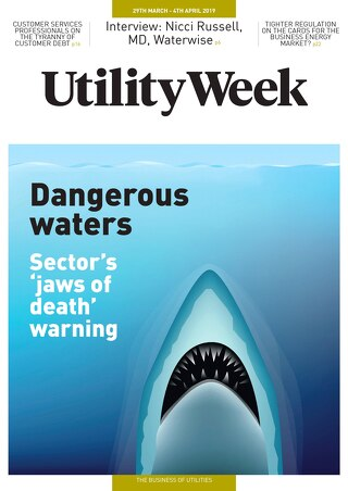 Utility week 29th March 2019