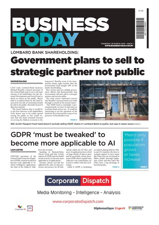 BUSINESSTODAY 28 March 2019