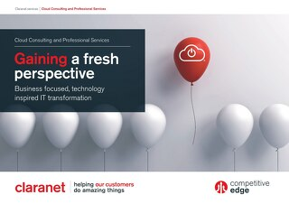 Claranet Competitive Edge Brochure