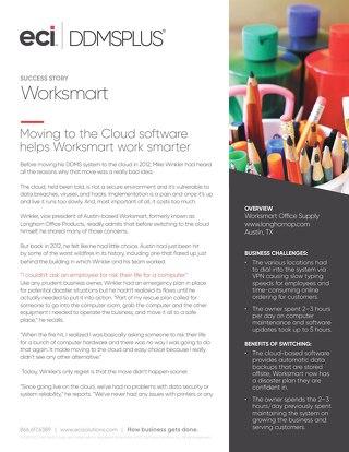 Case Study: WorkSmart