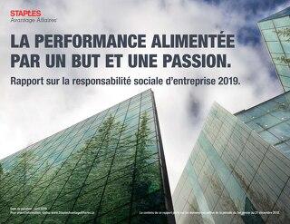 2019 Corporate Social Responsibility Report (CSR) - FR