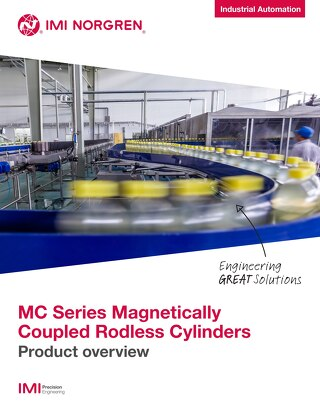 Z8991CT - Magnetic Rodless Catalog
