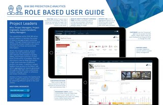 BIM 360 Prediction & Analytics User Guide - Project Leader