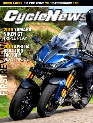 Cycle News 2019 Issue 13 April 2